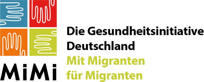 MiMi – Die Gesundheitsinitiative Deutschland Logo